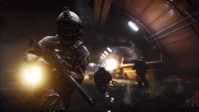 BATTLEFIELD 4:DICEが配信予定の武器調整リストを発表
