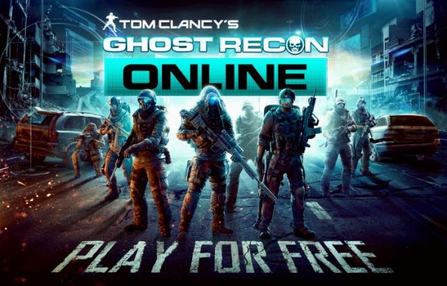 基本無料のサードパーソンシューター『Ghost Recon Online』がSteamで配信開始