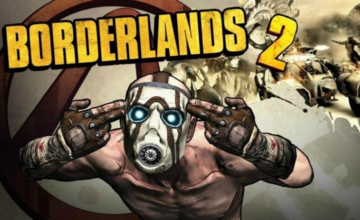 """『Borderlands 2』が2月10日まで無料でプレイできる、""""Steamフリーウィークエンド""""実施中"""