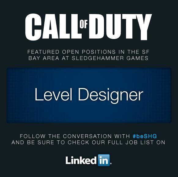 CoD2014-013-Level Designer