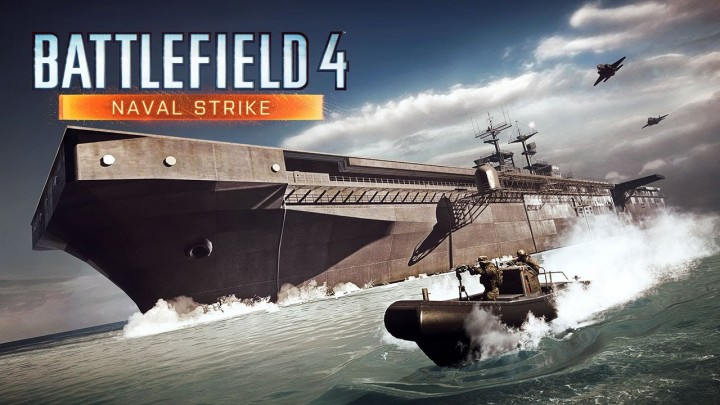 "BATTLEFIELD 4:""Naval Strike""正式トレイラー公開、先行配信は3月25日"