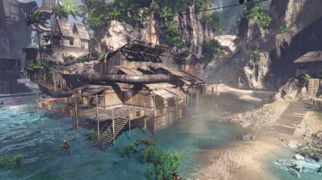 マップ「Lagoon」