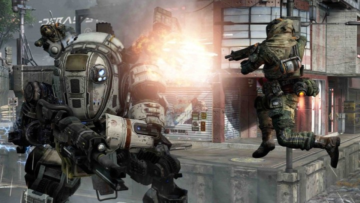 EAが『Titanfall 2』の権利獲得、続編はPS4でも登場か