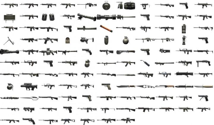 Battlefield 4 : どれが一番人気の武器?最新人気武器ランキングを見てみよう