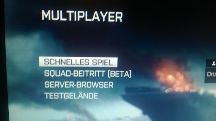 Battlefield 4 :分隊でのゲームジョインが復活か?