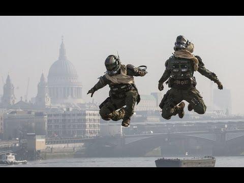 タイタンフォール : パイロットを実際に再現、ロンドンで行われたロンチイベントの映像