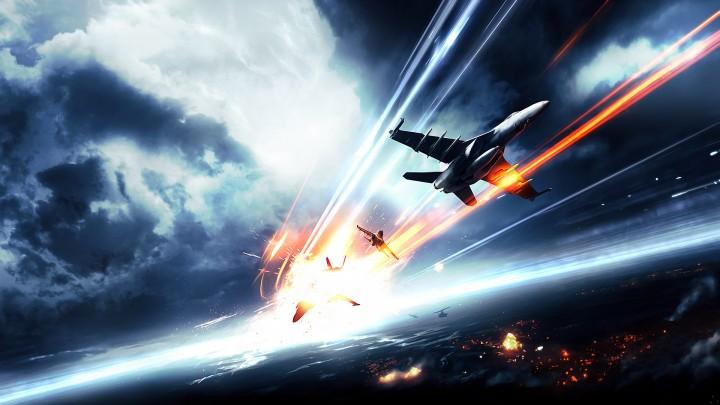 Battlefield 4 : 4K解像度で戦場を描いた美麗動画「AIR」、「FINE」(2本)