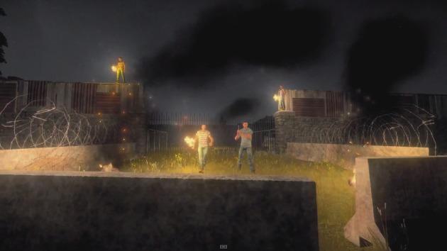 H1Z1 : 初となるゲームプレイのトレイラーが公開