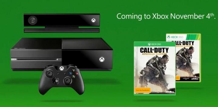 CoD:AW:『Call of Duty: Advanced Warfare』のボックスアートがリーク、発売日は2014年11月4日