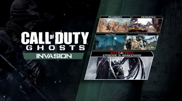 """CoD: ゴースト:第3弾DLC""""Invasion""""の期待高まる公式トレイラーまとめ(4+1本)"""