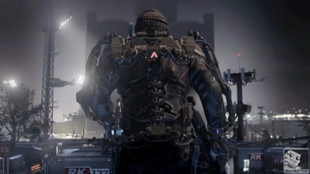 CoD:AW:『Call of Duty: Advanced Warfare』公式トレイラー公開