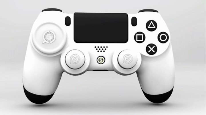 """Scuf Gaming、 FPS向けPS4コントローラー""""SCUF 4PS""""を発表、6月発売"""