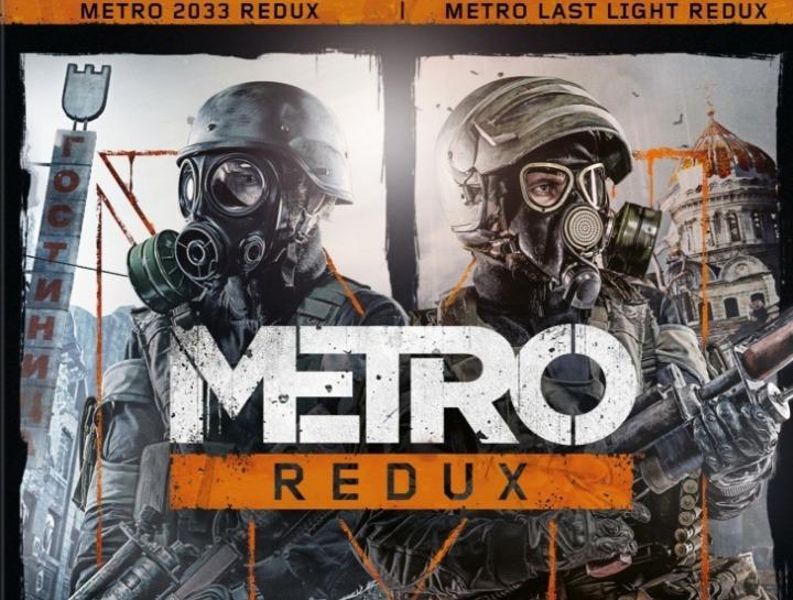 地下鉄FPS『Metro Redux(メトロ リダックス)』の国内発売が決定、公式サイトもオープン