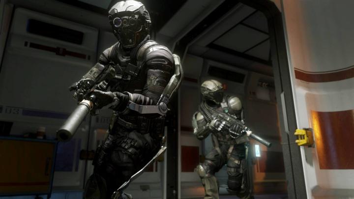 CoD:AW:兵士2人の新スクリーンショット公開、今週中に新情報も