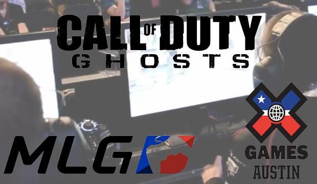 CoD: ゴースト:eSportsがエックスゲームズの一員に。MLG X Games Invitationalが今週末から開催