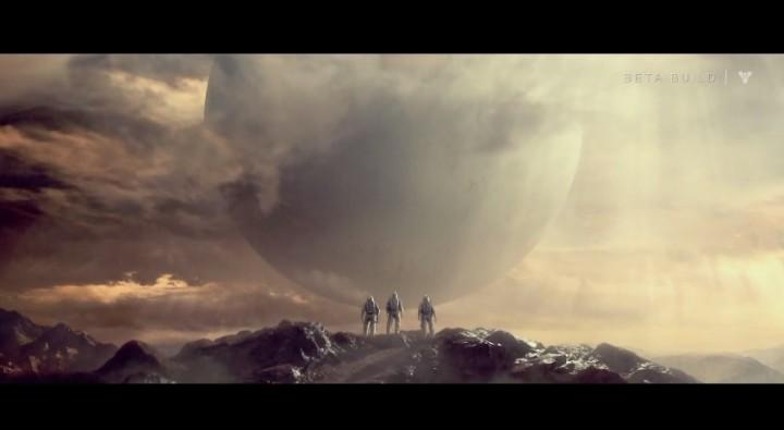 Destiny:美しいオープニングを含むキャンペーン序盤のプレイ動画(1080p/54分)