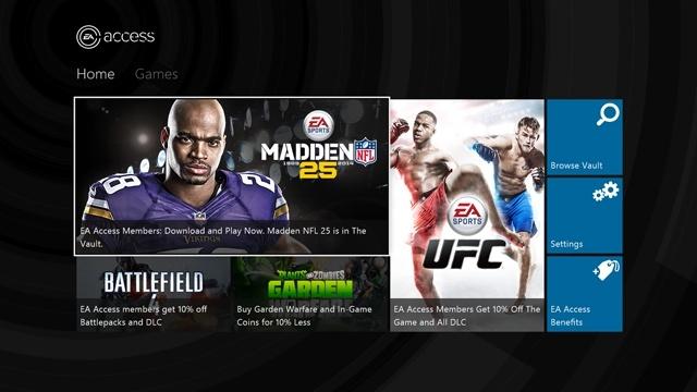 EA、月額5ドルで『BF4』などをプレイし放題の「EA Access」をXbox One向けに正式発表