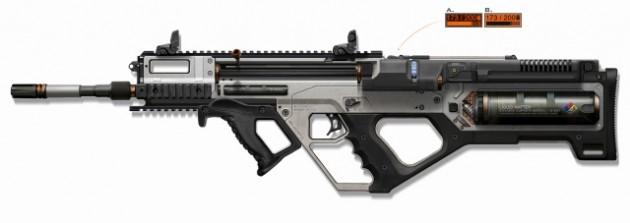 CoDAW:3Dプリンター銃がデザインbts_weapons_imr