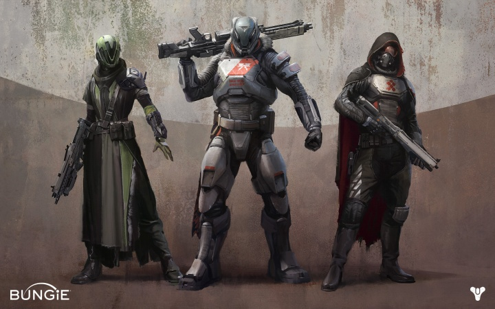 Destiny:Xbox向けベータテストは7月24日から、新公式ベータトレイラーを公開