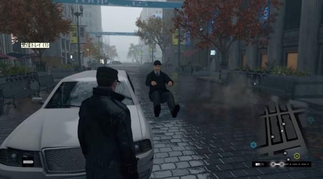ウォッチドックス:「車を奪ったら運転手も付いてきた」 シュール過ぎるおもしろバグ