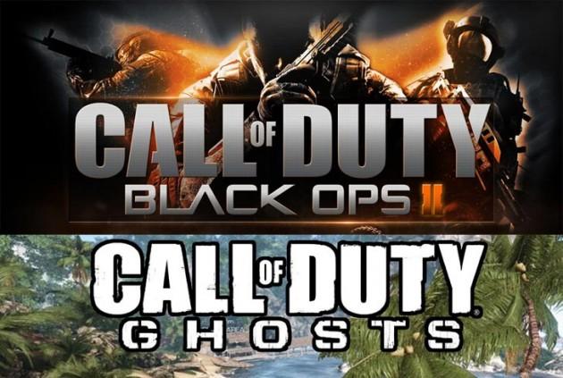 Steam:CoD-bo2『CoD:Ghosts』のマルチプレイヤー数は『CoD:BO2』の半分