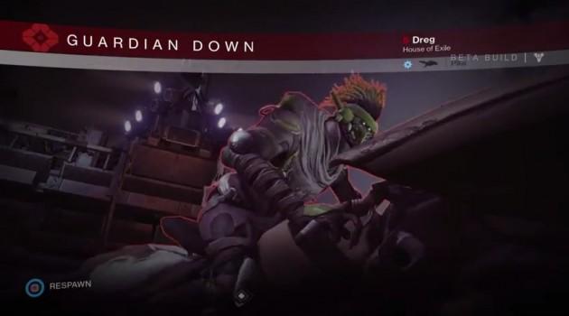 Destiny:時限公開された月のストーリーミッション「Dark Beyond」プレイ動画