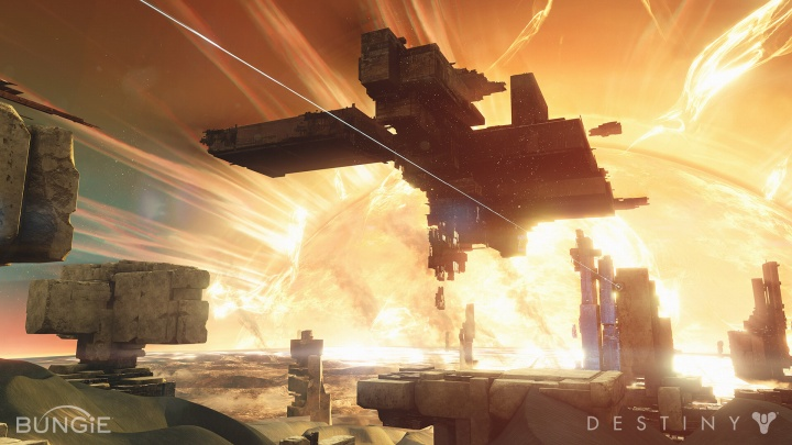"Destiny:第一弾拡張パック""The Dark Below""の概要。12月配信"