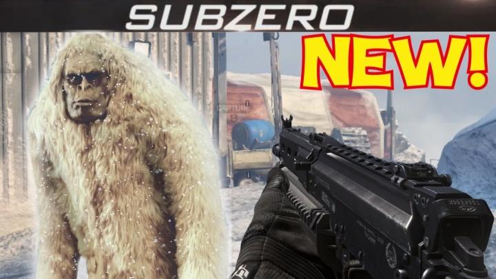 """CoD: ゴースト:新マップ""""Subzero""""のプレイ動画公開!謎の「恐怖」が敵を殺戮する"""