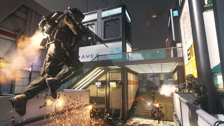 """CoD:AW:イギリスでの初週の売上、DestinyやTitanfallの""""合計""""と前作を上回る"""
