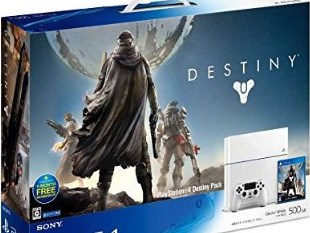 PlayStation 4 Destiny Pack Amazonで購入