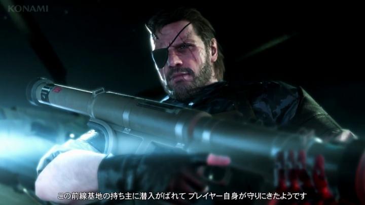 MGSV:TPP:日本語字幕版ゲームプレイが公開(約22分)