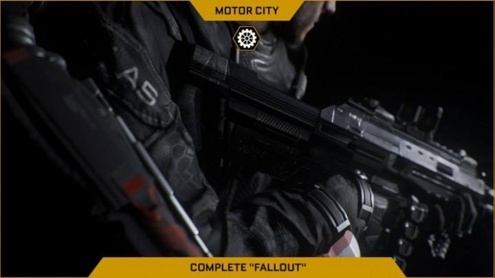 """CoD:AW:2種のアチーブメント""""Fallout""""と""""Armada""""のイメージ公開"""