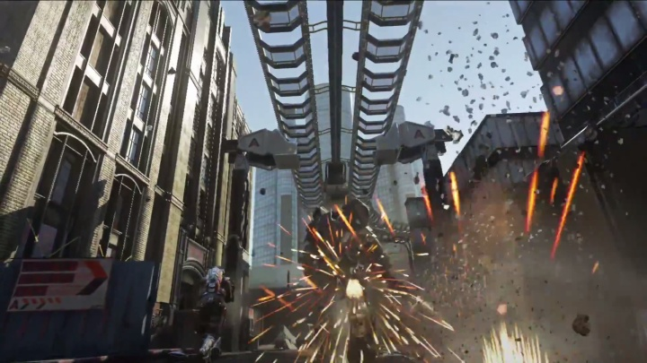 "CoD:AW:最新トレイラー""Power Changes Everything""から未公開マップ発見"