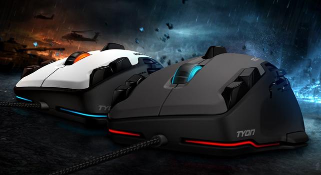 ROCCAT Tyon ~ FPSゲームのあらゆる領域を制覇するゲーミングマウス ~