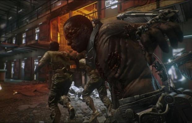 """CoD:AW:Co-opモード""""EXOサバイバル""""のシークレット・アチーブメント画像に「ゾンビ」確認!"""