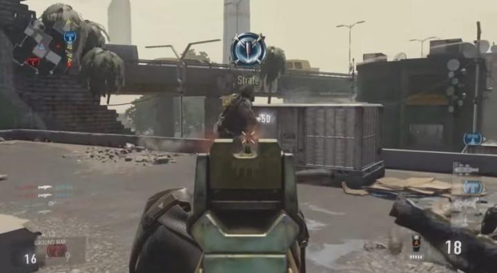 CoD:AW:凄腕突撃ドミネーター、初の突撃モンタージュを公開
