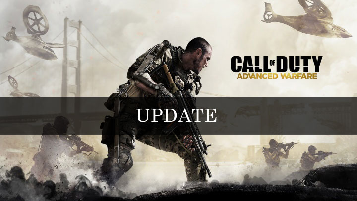 CoD:AW:最新パッチ配信開始、PS4とXbox Oneには今週中にもう1つパッチを予定