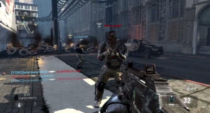 CoD:AW:敵や味方に偽装する「なりすましバグ」、最新作でも確認