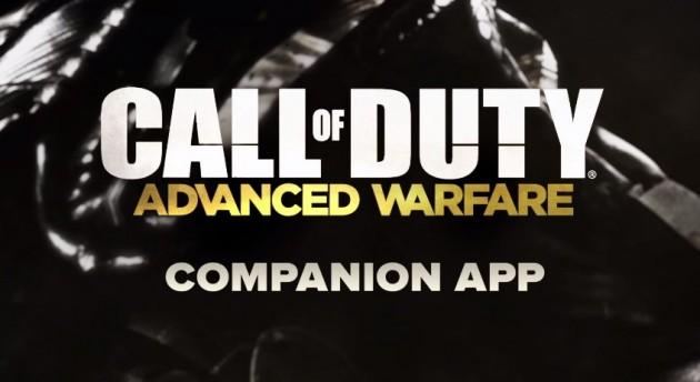 CoD-AW-Companion-app-コンパニオンアプリ