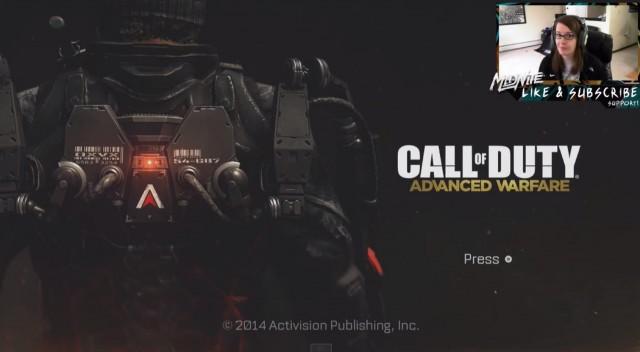 CoD:AW:女性プレイヤーによる『CoD:AW』のキャンペーンプレイ動画リスト