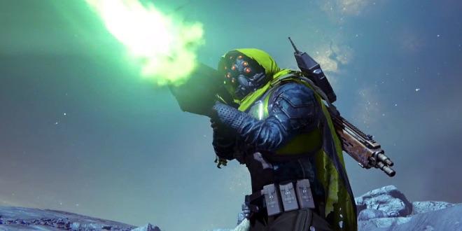 Destiny:「地下の暗黒」に登場するエキゾチックやロケーションの紹介動画