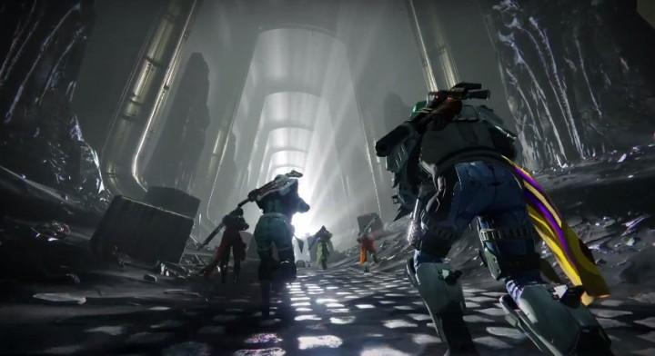 Destiny:DLC「地下の暗黒」を網羅した最新トレイラー
