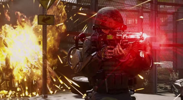 "CoD:AW:新武器""AE4""と""AE4 Widowmaker""、PSシーズンパス所持者向けに1/13配信"