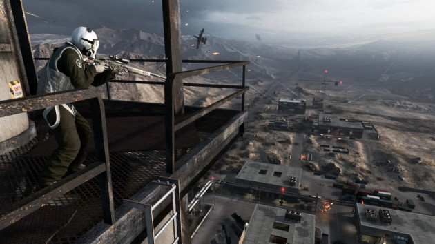Battlefield 4:シリーズのマップをリメイク?ゾンビモード?しかも無料?