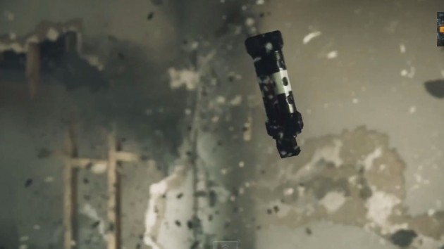『Battlefield Hardline (バトルフィールド ハードライン』破壊描写