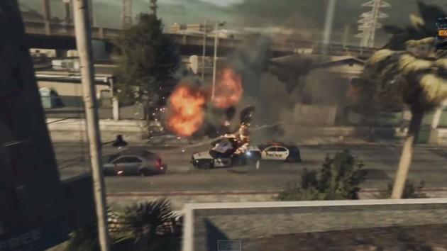 『Battlefield Hardline (バトルフィールド ハードライン』新マップ2