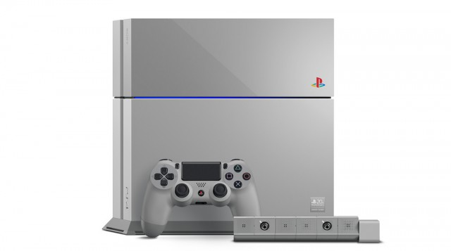 PS生誕20周年記念、PlayStation 4 20th Anniversary Edition
