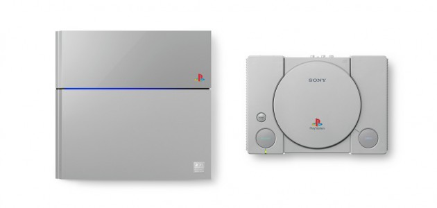 PS生誕20周年記念、PlayStation 4 20th Anniversary Edition 比較