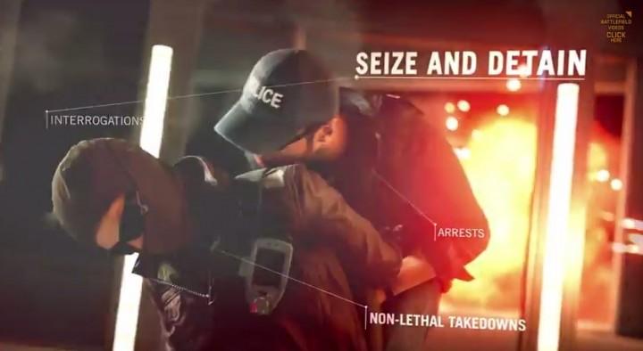 BFH:限定映像Battlefield Hardline Pilot公開、βテスト詳細は来週発表