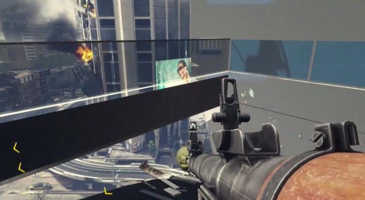 CoD:AW:マップに隠されたグリッチ武器「RPG」が発見される